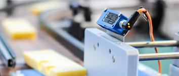 Sensorer med IO-Link